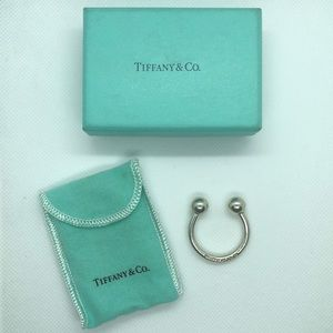 💛 Vintage Tiffany & Co Key Ring 2001